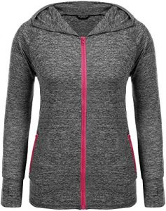 In'Voland Women's Running Jacket Review