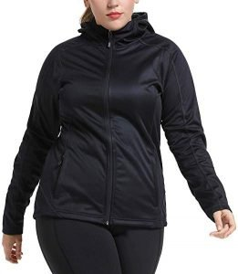 Yohoyoha Waterproof Jacket for Plus-size Women Review