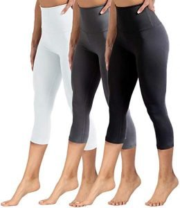 Yolix High Waist Plus-size Tights Review