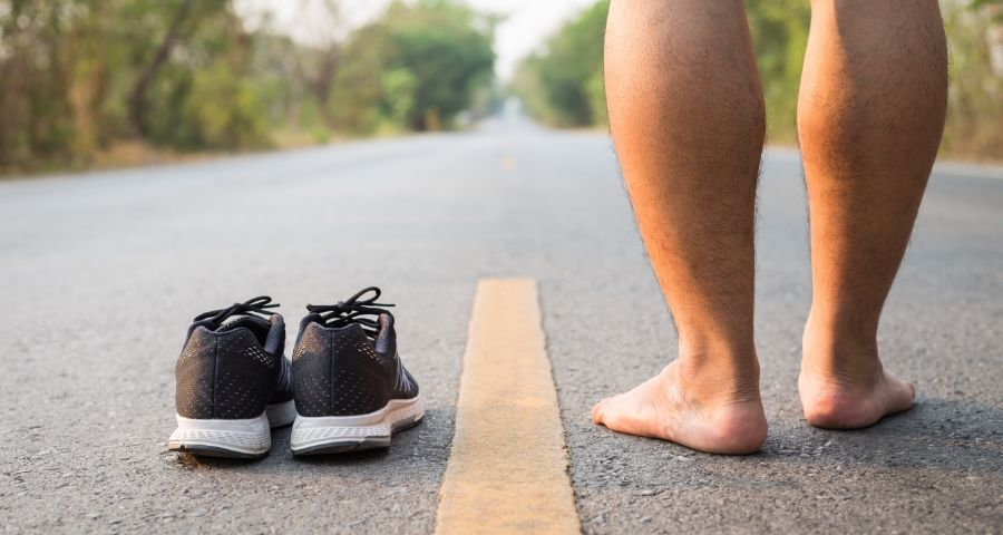 Top Tips When You are Overweight and Want to Try Barefoot Running