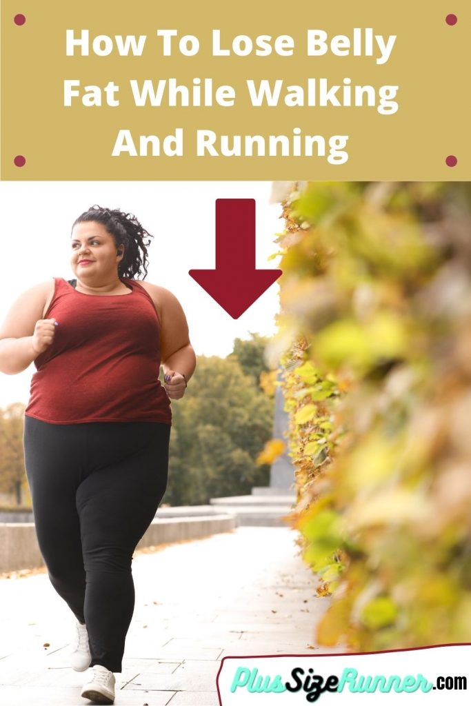 How-To-Lose-Belly-Fat-While-Walking-And-Running