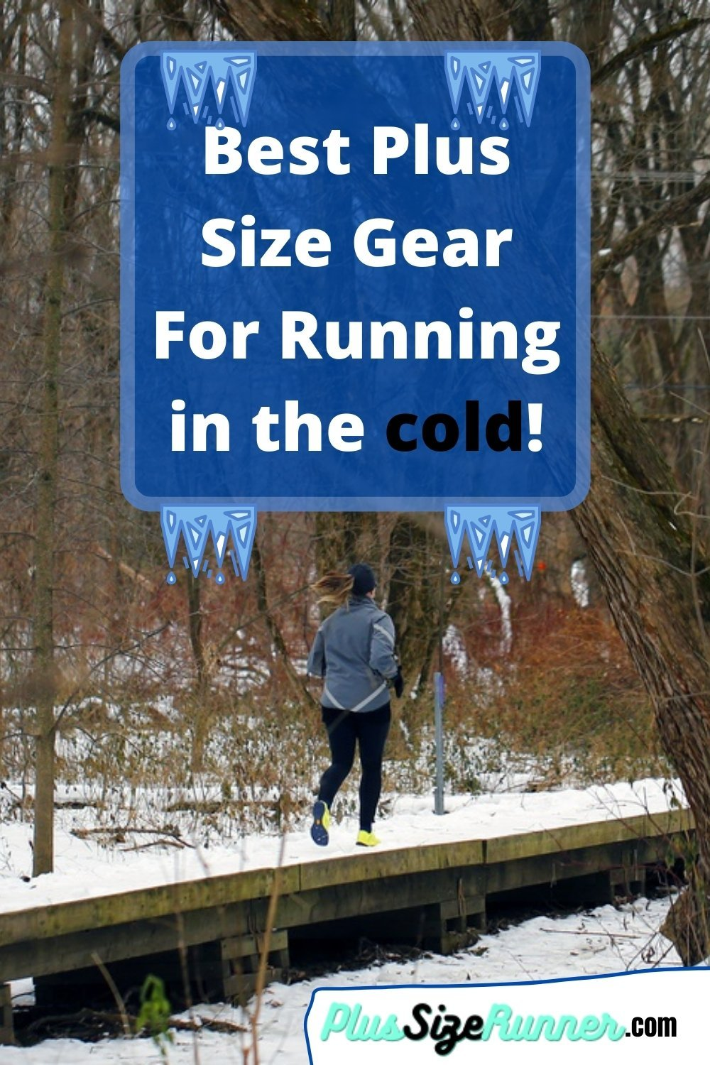Best Plus Size Gear For Running In The Cold