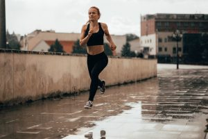 Best Plus Size Running Gear for Running in the Rain