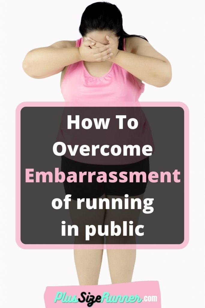 How To Overcome Embarrassment of running in public 1