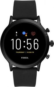 Fossil Gen 5 Carlyle Smartwatch Review