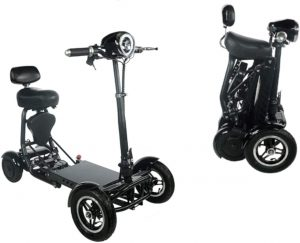 Cromex Foldable Heavy-Duty Electric Mobility Scooter Review
