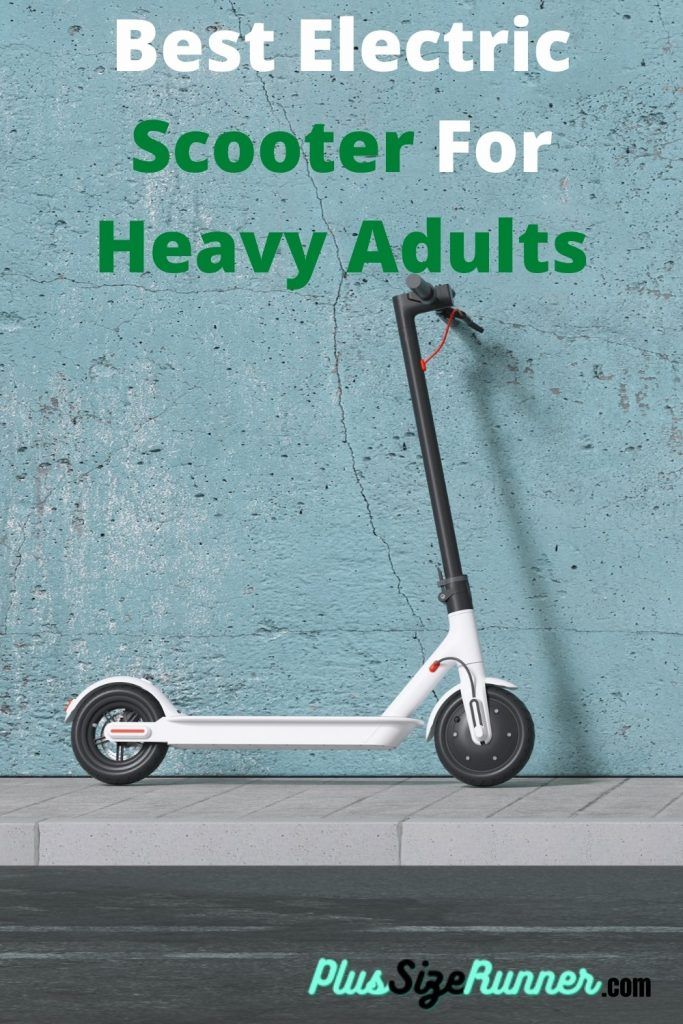 Best Heavy Duty Electric Scooter For Large Adults