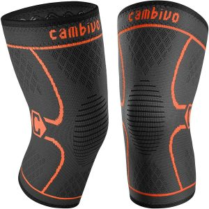 Cambivo 2 Pack Knee Brace Review