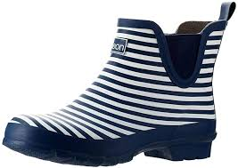 Jileon Ankle Rain Boots Wide Width Fit Review