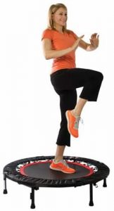 Urban Rebounder Trampoline with Workout DVD Review
