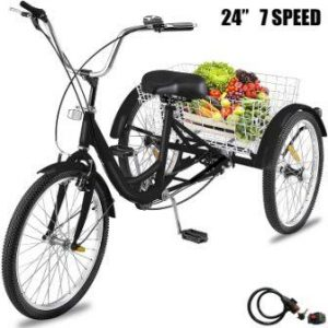 Happybuy Adult Tricycle