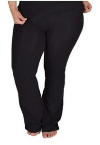 Stretch Is Comfort Foldover Pants