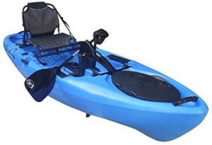 BKC PK11 Angler Fishing Kayak