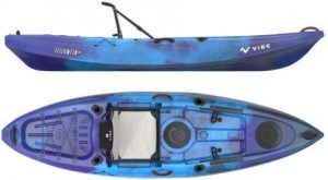 Vibe Kayaks – Yellowfin 100 Fishing