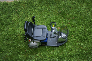 Best Portable Mobility Scooter for Overweight People
